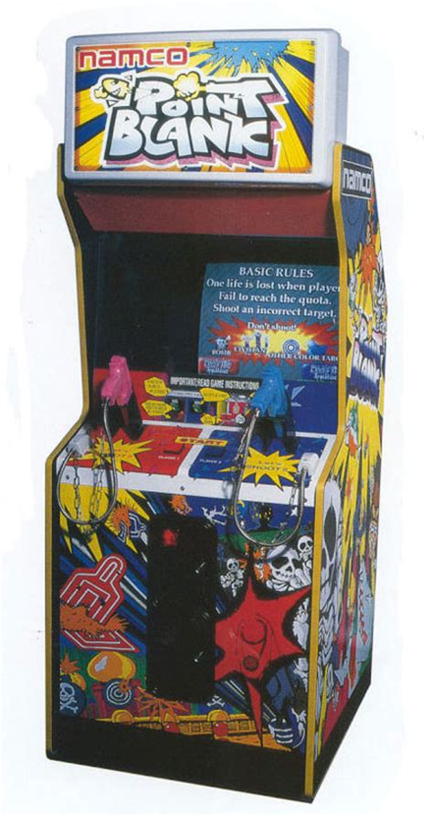 The Best Light Gun Arcade Games Of All Time Home Leisure