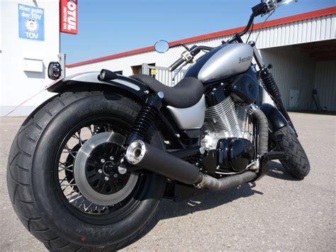 suzuki intruder 1400 umbau umgebautes motorrad suzuki vs 1400 glp intruder biker