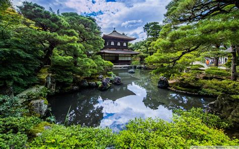 japanese landscapes japanese gardens wallpapers wallpaper cave