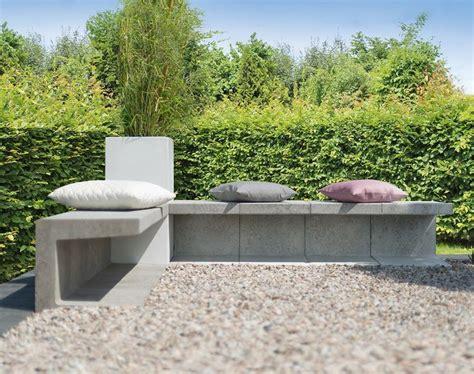 u steine bank do it yourself aus u steinen und l steinen sitzgelegenheiten schaffen die sch 246 n aussehen
