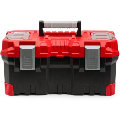 werkzeugkiste leer kunststoff werkzeugkasten werkzeugkiste werkzeugbox werkzeugkoffer kunststoff kiste leer ebay