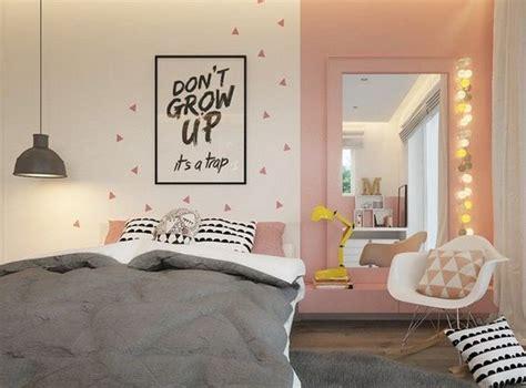 chambre cocooning ado déco murale chambre enfant papier peint stickers