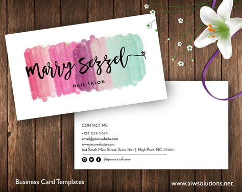 graphic design  card template business card template branding design branding kit label