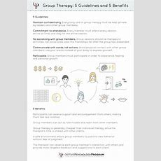 Group Therapy 32 Activities, Worksheets And Discussion Topics For Adults And Teens