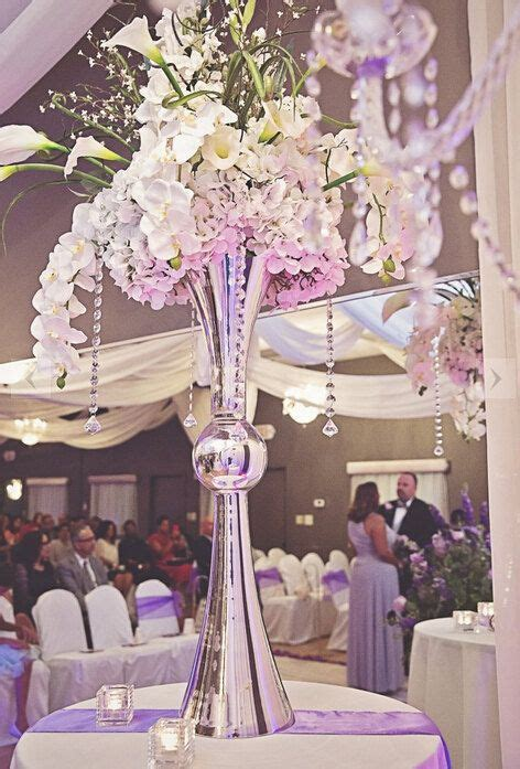 vases for wedding flowers best 25 trumpet vase centerpiece ideas on