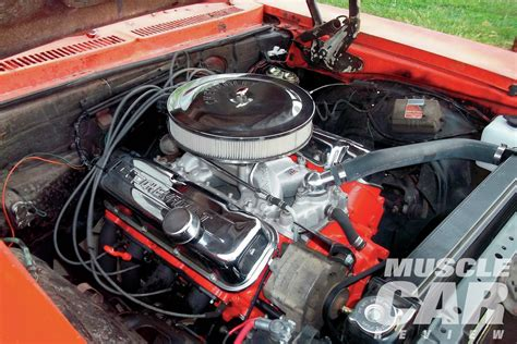 chevelle  engine diagram wiring library