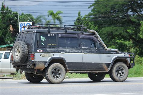 Tell us what you think by commenting below! Old Mitsubishi Pajero Suv Car Editorial Photography - Image of hummer, holiday: 77565477