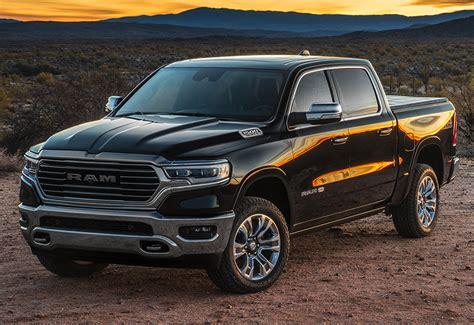 2019 Dodge Ram 1500 Laramie Longhorn Crew Cab
