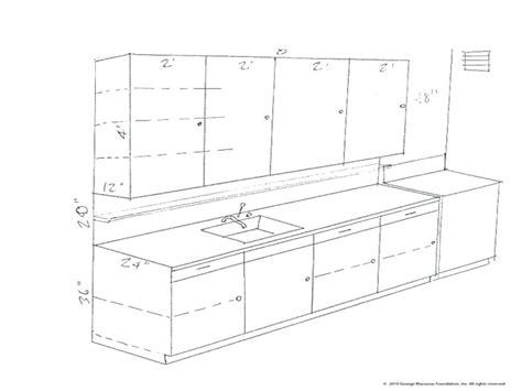 ikea kitchen cabinet depth standard cabinet height peenmedia 4460