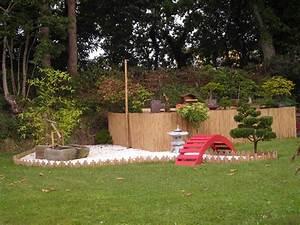 Pont En Bois Pour Jardin : petit jardin japonais autour du bonsai forums parlons bonsai ~ Nature-et-papiers.com Idées de Décoration