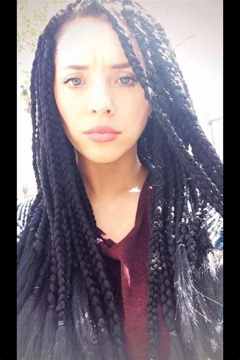 box braids box braids white girls google search hair