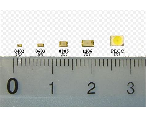 Smd Smt Led 0603 0805 1206 White Red Blue Green Yellow