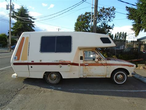 toyota motorhome 1977 toyota chinook motorhome for sale in seattle washington