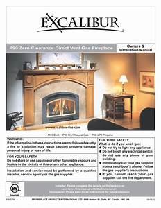 Excalibur P90 Installation Manual