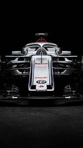 Wallpaper Sauber C36, Formula 1, F1 cars, 2018, 4K