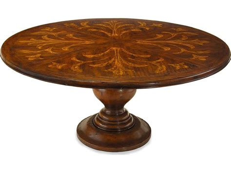 quot solid wood large pedestal dining table 48 inch table 48 quot white brown cherry 72