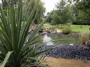 bassin cormand 10 christian treguier With lovely decoration de bassin de jardin 10 jardin services maconnerie allees