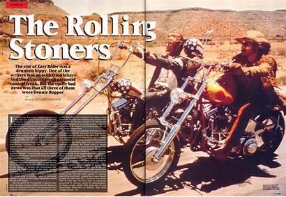 Rider Easy Magazine 1969 Flashback Bike Wordpress