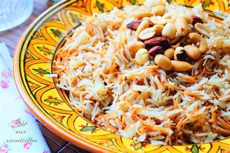 2 recette de cuisine riz aux vermicelles libanais aux délices du palais