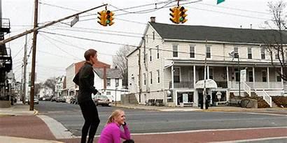 Place Jog Runners