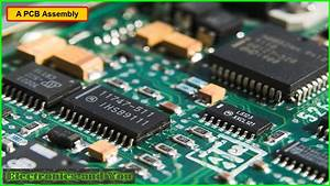 Printed Circuit Board Assembly Pcba Design