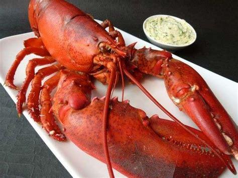 cuisiner le homard recettes de et miquelon