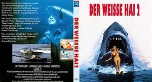 Der weisse Hai 2 blu ray cover (1978) R2 German Custom