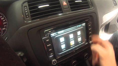 volkswagen jetta android navigasyon dvd multimedya montaji