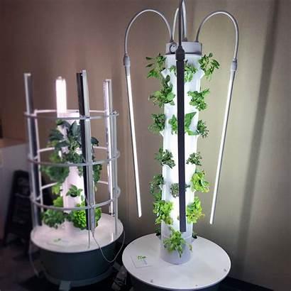 Lights Led Grow Tower Garden Juice Plus