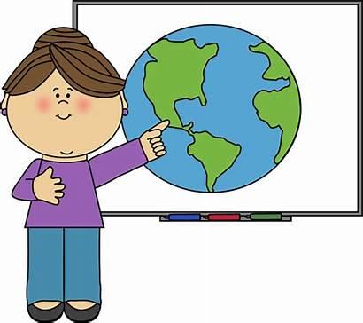 Teacher Clipart Parents Talking Smartboard Clip Teachers