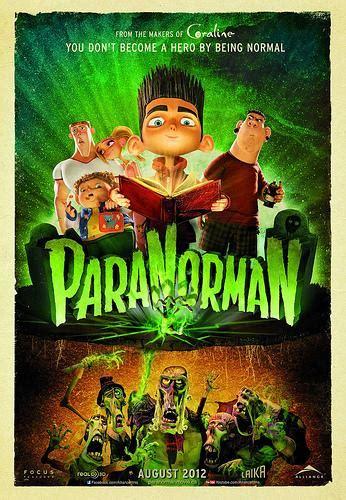 special stop motion paranorman  frankenweenie  voir