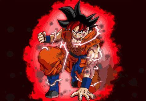Anime Wallpaper Goku by Z Goku Wallpapers