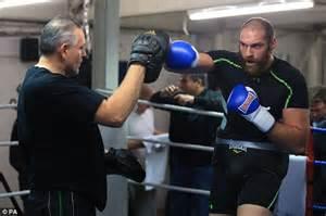 Tyson Fury Beard