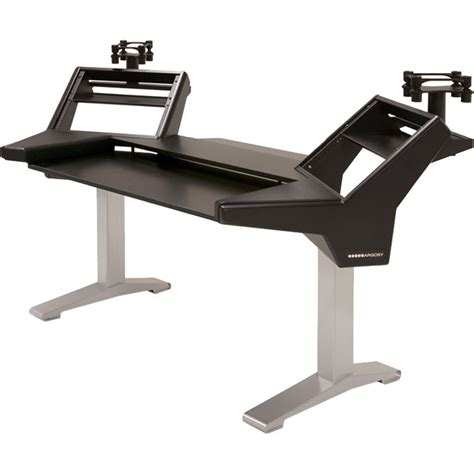 argosy halo k l b s halo k plus studio desk with 2 halo k