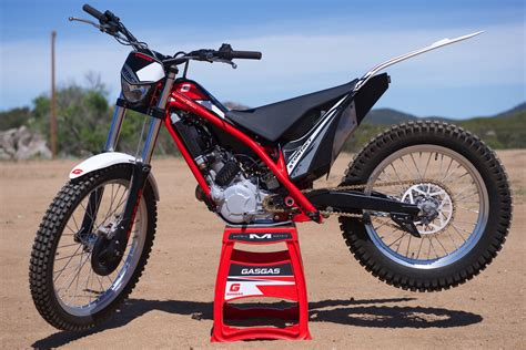 2018 Gas Gas Contact 250 Es Review
