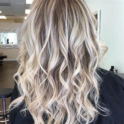 balayage long hairstyles  balayage hair color
