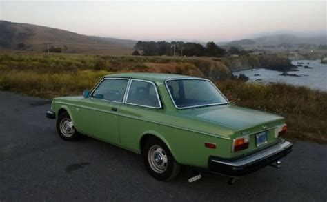 light coupe  volvo  dl