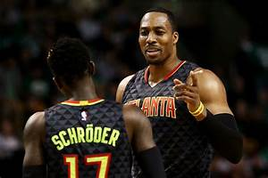 Dennis Schroder Benched Following Argument With Dwight ...