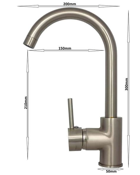 kitchen faucet water pressure low pressure sink tap kitchen fitting wash basin water tap