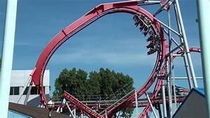 G Force Roller Coaster Pov - Drayton Manor  Uk