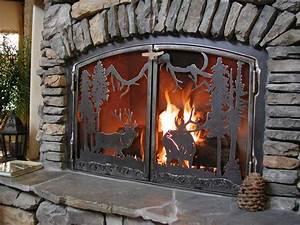 Fireplace, Screens