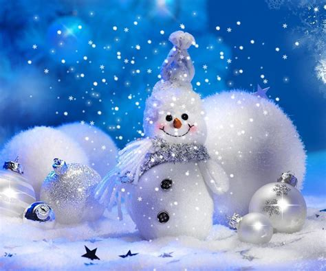 Animated Snowman Wallpaper - snowman wallpapers and background images stmed net