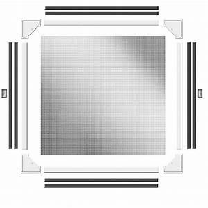 Insektenschutz Mit Rahmen : schellenberg insektenschutz fenster fliegengitter ohne bohren 100x120 cm wei ebay ~ Yasmunasinghe.com Haus und Dekorationen