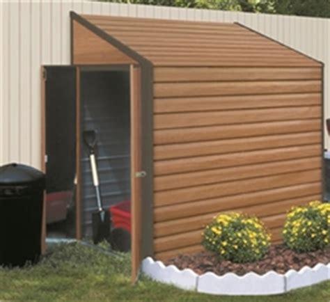 Yardsaver Shed Floor Kit by Yardsaver 4 X7 Woodgrain Arrow Small Outdoor Metal