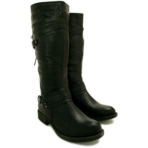 womens biker boots 30 amazing biker boots for women sobatapk com