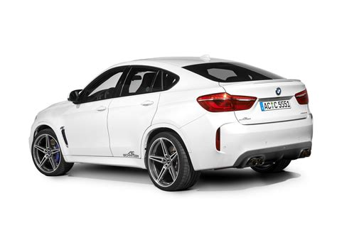 Bmw X6 M Picture by 2016 Bmw X6 M By Ac Schnitzer Picture 651693 Car
