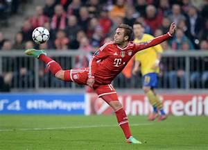 3/11/2014 FC Bayern 1 -1 Arsenal FC Goalscorer ...