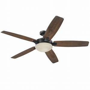 Harbor breeze ceiling fan with light and remote : Harbor breeze kingsbury in oil rubbed bronze