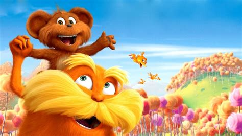 lorax  backdrops