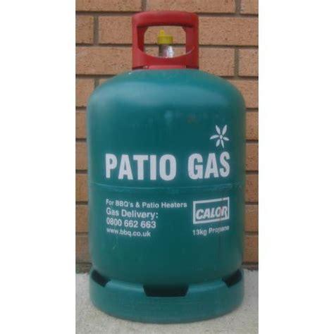 calor 13kg patio gas cylinder gas cylinders norwich